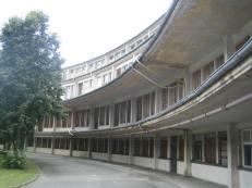 Restaurantgebäude