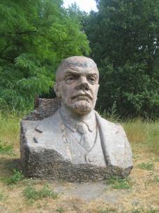 Lenin im Potsdamer Volkspark