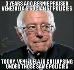 Bernie Sanders und Venezuela