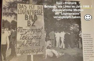 Luegenpresse 1968