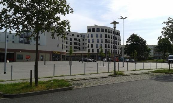 Potsdam, Johan-Bouman-Platz