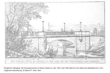 Schwanenbrücke Potsdam