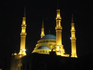Muhammad-Amin-Moschee in Beirut