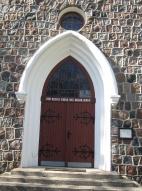 Kirchendenkmal in Heydekrug/Litauen