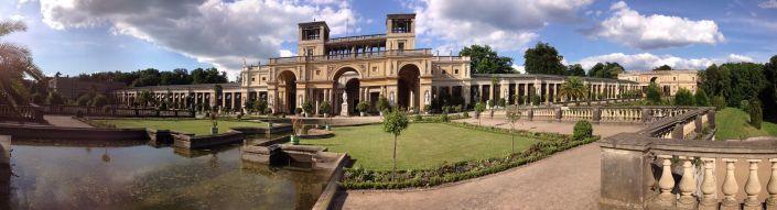 Orangerie-Schloss Potsdam; pixabay