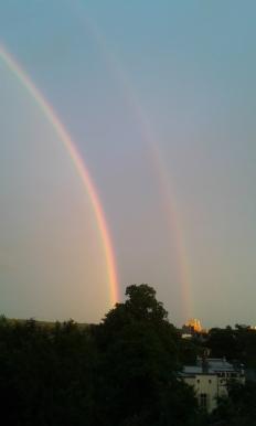 Regenbogen Potsdam