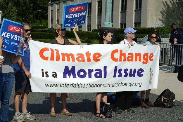 klimawandel und Moral