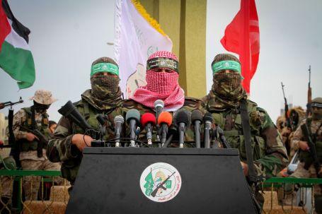 Hamas-Terroristen 2017
