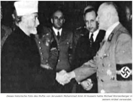 Mufti und Nazi
