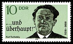Tucholsky-Briefmarke