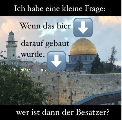 Jerusalem Frage