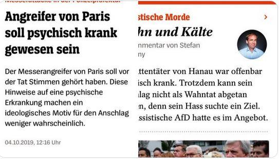 Psychiatrischer Terror Der Spiegel